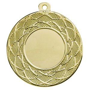 Medaille met strepen goud