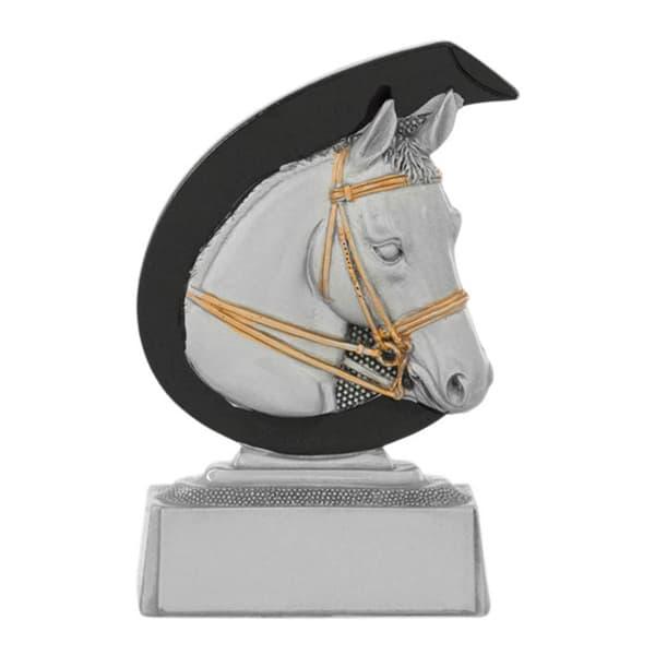 Paardensport beeldje