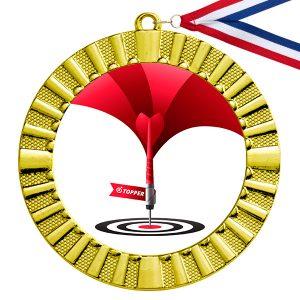Dart gouden medaille