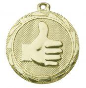Goed gedaan medaille goud