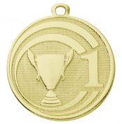 Medaille Eerste plaats Goud