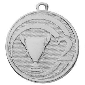 Medaille tweede plaats Zilver