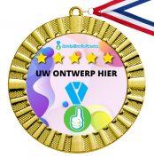 Medaille met eigen ontwerp